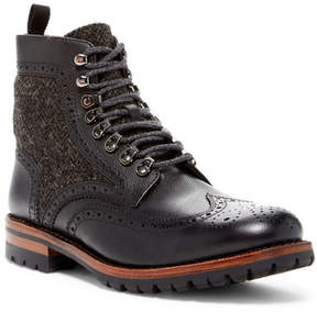 Frye George Adirondack Genuine Shearling Lined Boot