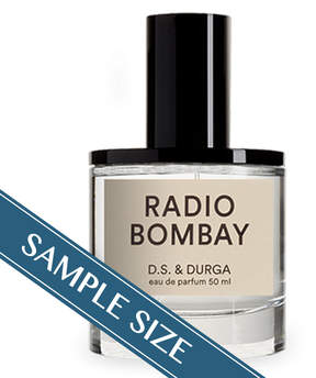D.S. & Durga Sample - Radio Bombay EDP by D.S. & Durga (0.023oz Fragrance)