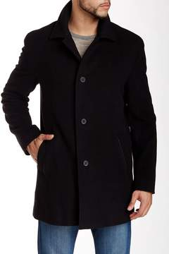 Cole Haan Italian Wool Overcoat