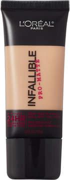 L'Oreal Infallible Pro-Matte 24HR Foundation