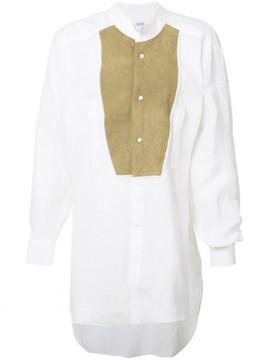 Loewe paneled shirt