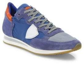 Philippe Model Tropez Lace Sneakers