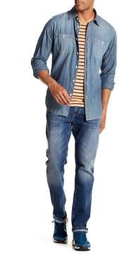 Mavi Jeans Marcus Slim Straight Leg Jeans - 30-36\ Inseam