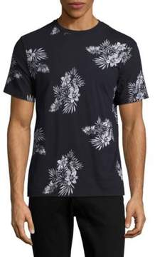 Sovereign Code Floral Cotton-Blend Tee