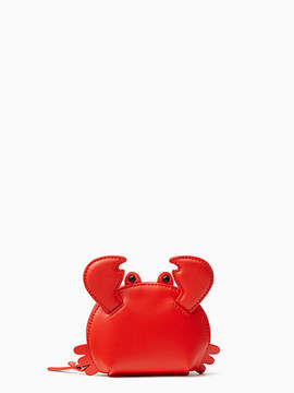 Kate Spade Shore thing crab coin purse - PICNIC RED - STYLE