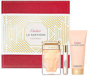 Cartier La Panthère Eau de Parfum Set - Body Milk & Purse Spray, 2.5 oz./ 74 mL