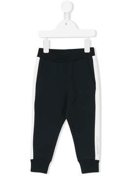 MonnaLisa side stripe track pants