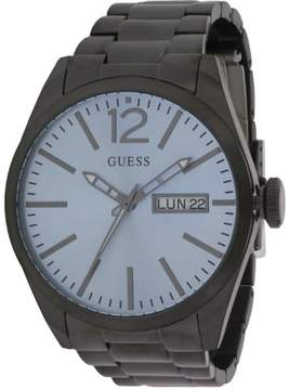 GUESS Stainless Steel Mens Watch W0657G1