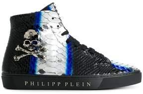 Philipp Plein Disaster hi-top sneakers