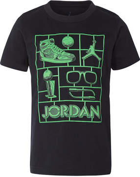 Jordan Graphic-Print Cotton T-Shirt, Little Boys (4-7)
