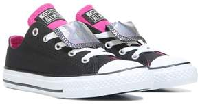 Converse Kids' Chuck Taylor All Star Double Tongue Low Top Sneaker