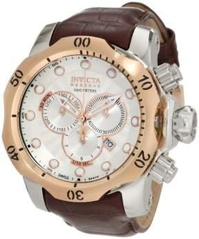 Invicta Venom 0359BBB Silver Dial Watch
