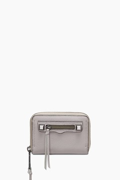 Rebecca Minkoff Mini Regan Zip Bag Wallet - ONE COLOR - STYLE