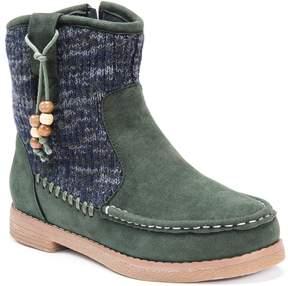 Muk Luks Kellie Knit Shaft Boot
