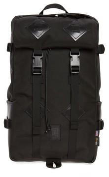 Topo Designs Men's 'Klettersack' Backpack - Black