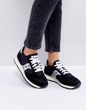 Saucony Jazz O Sneakers In Black