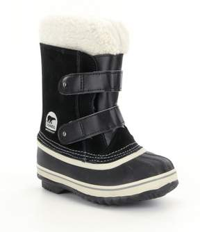 Sorel Girls Waterproof Cold Weather 1964 Pac Strap Boots