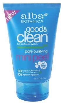 Alba Good & Clean Pore Purifying Mini Peel- 4oz