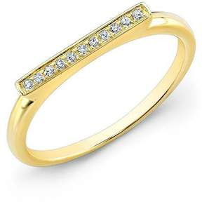 Anne Sisteron Diamond Bar Ring