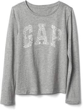 Gap Graphic Long Sleeve T-Shirt
