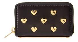 Sophie Hulme Rosebery Leather Coin Purse.