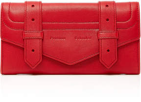 Proenza Schouler Continental Leather Wallet