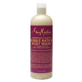 SheaMoisture Bubble Bath & Body Wash Super Fruit