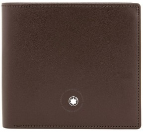 Montblanc Meisterstuck 8 CC Leather Wallet - Brown