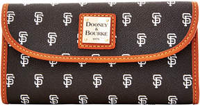 Dooney & Bourke San Francisco Giants Large Continental Clutch