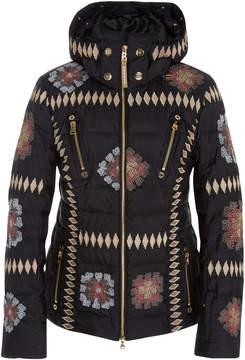 Bogner Elena Embroidered Quilted Jacket