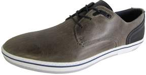 Steve Madden Mens Ryman Lace Up Sneaker Shoes, Taupe Multi, US 9