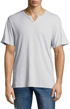 Joe's Jeans Men's Wintz Slub Cotton Henley