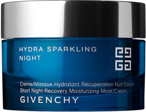 Givenchy Hydra Sparkling Night Recovery Moisturizing Mask & Cream