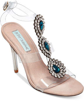 Betsey Johnson Blue by Sylvi Sandals Women's Shoes