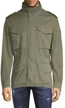 Belstaff Packable Hooded Jacket