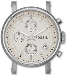 Fossil Original Boyfriend Chronograph Stainless Steel Watch Case