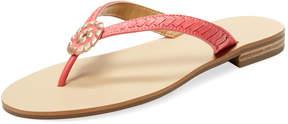 Jack Rogers Women's Ali Low Heel Sandal