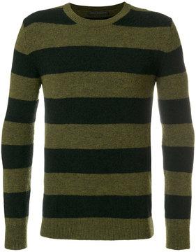 Daniele Alessandrini striped jumper