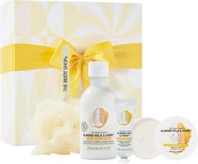 The Body Shop Almond Milk And Honey Festive Picks