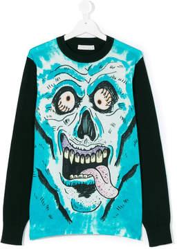 Stella McCartney skull print sweatshirt