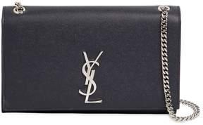 Saint Laurent Medium Kate Monogram Grained Leather Bag