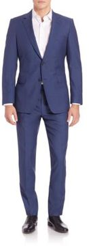 Saks Fifth Avenue COLLECTION Samuelsohn Wool Suit