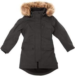 Molo Hooded Nylon Ski Jacket
