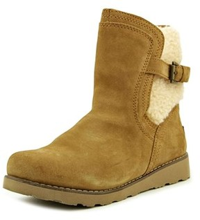 UGG Jayla Round Toe Suede Winter Boot.