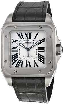 Cartier Santos 100 Steel Automatic Large Men's Watch
