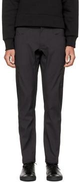 Arcteryx Veilance Black Field Cargo Pants