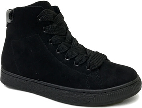 Bamboo Black Smitty Hi-Top Sneaker