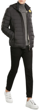 Parajumpers Quilted Down Jacket with Hood