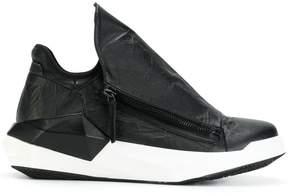 Cinzia Araia geometric sneakers