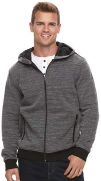 Apt. 9 Men's Marled Hooded Bomber Jacket